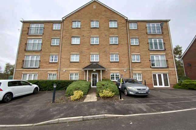 1 bed flat for sale in Sword Hill, Caerphilly CF83