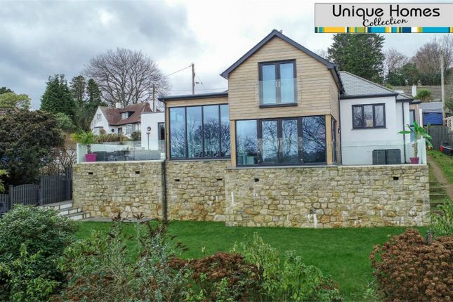 Thumbnail Detached house for sale in Trevarrick Road, St Austell, Cornwall