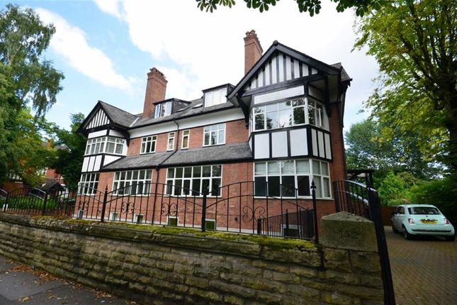Thumbnail Flat to rent in 152-154 Barlow Moor Road, West Didsbury, Manchester, Greater Manchester