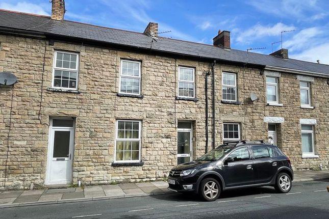 Thumbnail Terraced house for sale in Edward Street, Bridgend