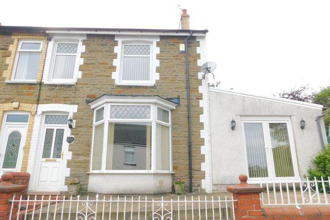 Thumbnail Terraced house for sale in Beechfield Avenue, Hengoed