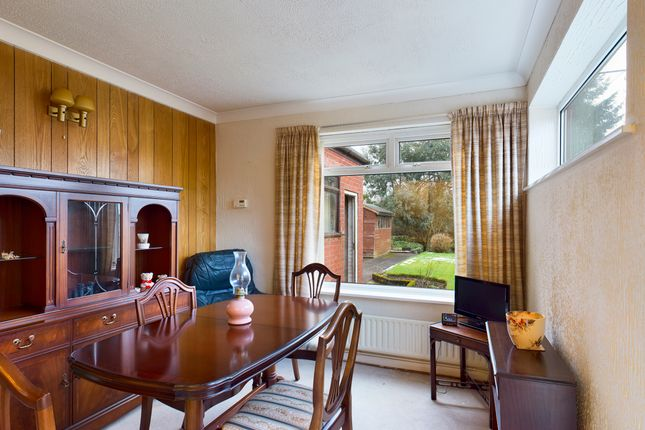 Dining Room of East Bank Ride, Forsbrook, Stoke On Trent ST11