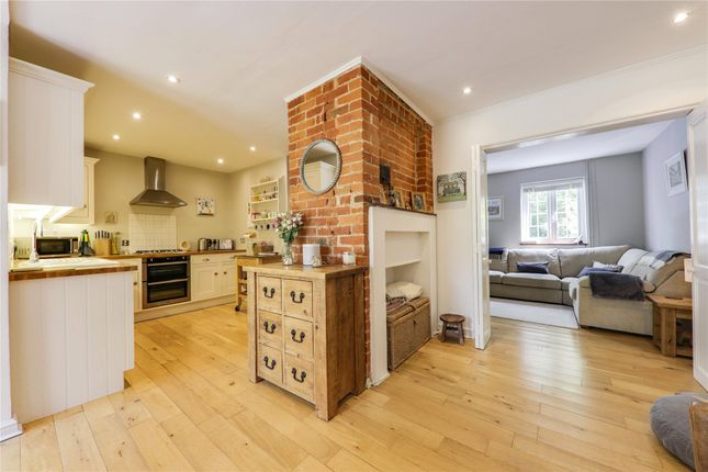 Thumbnail Terraced house for sale in Goose Corner, Hayley Green, Warfield, Bracknell