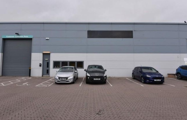 Thumbnail Light industrial to let in Unit 2, Hawick Trade Park, Burnfoot Industrial Estate, Hamilton Road, Hawick