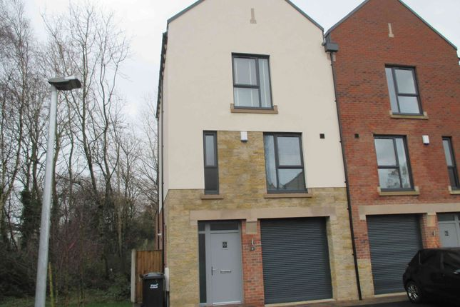 Thumbnail Town house to rent in Chaddock Hall Drive, Astley, Tyldesley, Manchester, Greater Manchester