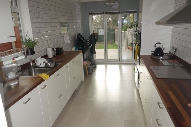 Thumbnail Terraced house to rent in Holmewood Road, London