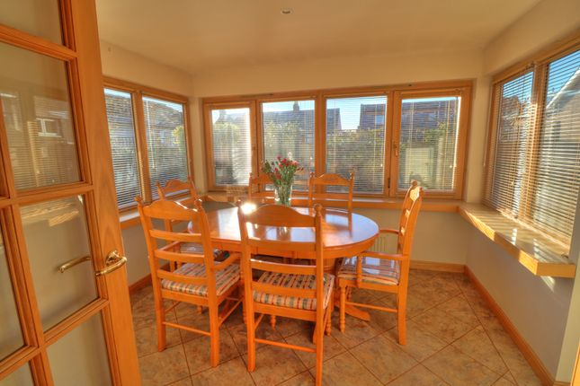 Dining Sunroom of Bents Road, Montrose DD10