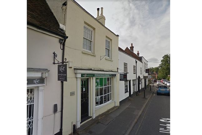 Thumbnail Retail premises to let in 24 High Street, Chobham