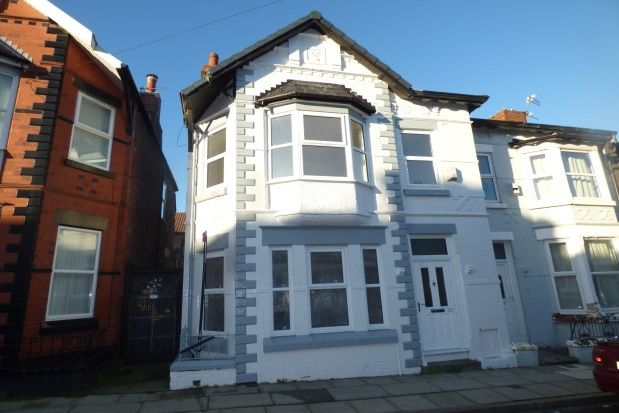 Thumbnail Terraced house to rent in Thurston Road, Anfield, Liverpool