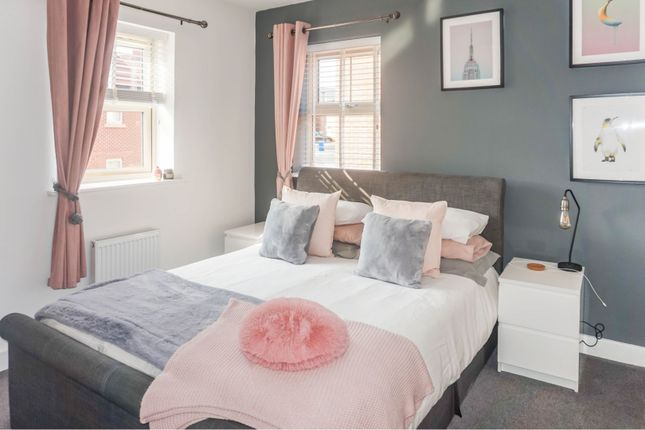 Master Bedroom of Richmond Park Road, Derby DE22
