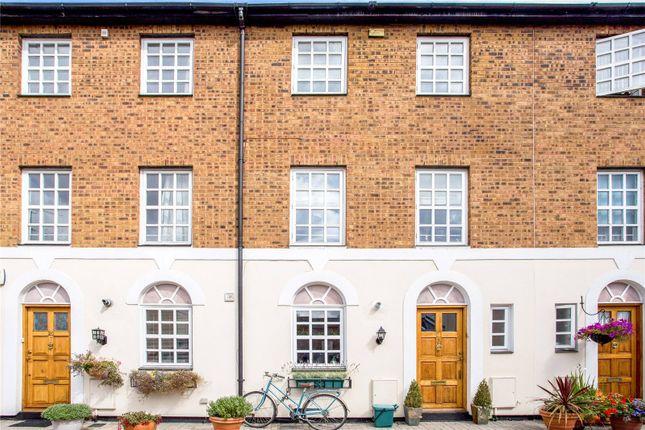 Thumbnail Terraced house for sale in Copenhagen Gardens, London