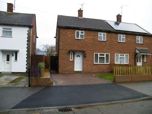 Thumbnail Semi-detached house to rent in Richmond Avenue, Walton, Peterborough