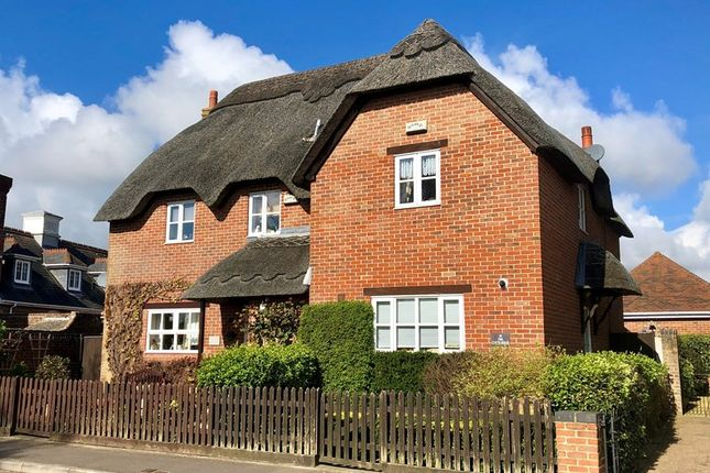 Thumbnail Semi-detached house for sale in 19 Lime Kiln Road, Lytchett Matravers, Poole