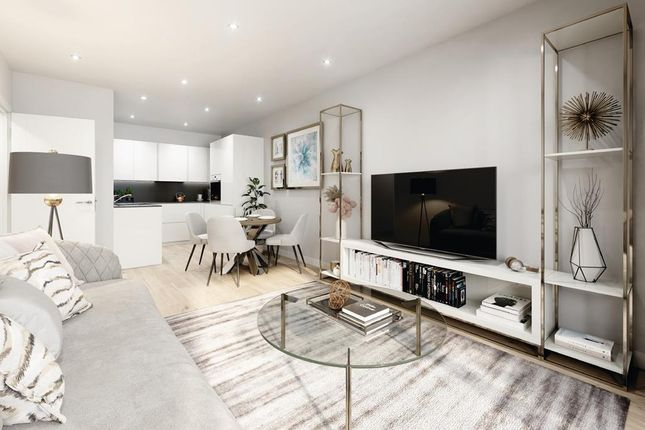 """Thumbnail Flat for sale in """"Syon Apartments"""" at Alexandra Road, Hounslow"""