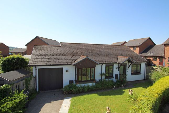 Thumbnail Bungalow for sale in Beacons Park, Brecon
