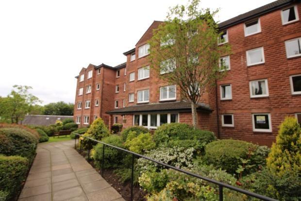 Thumbnail Flat for sale in Elphinstone Court, Lochwinnoch Road, Kilmacolm