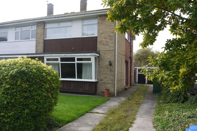 Thumbnail Semi-detached house to rent in South Street, Cottingham