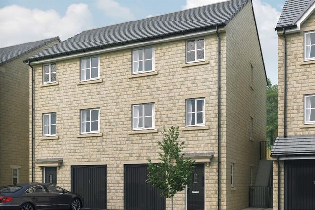 "Thumbnail Semi-detached house for sale in ""The Holme"" at Weatherhill Road, Lindley, Huddersfield"