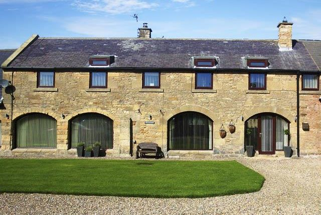 Thumbnail Barn conversion for sale in 5 Farm Court, Druridge Bay, Morpeth