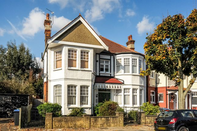 Thumbnail Flat for sale in Cranley Gardens, Palmers Green, London