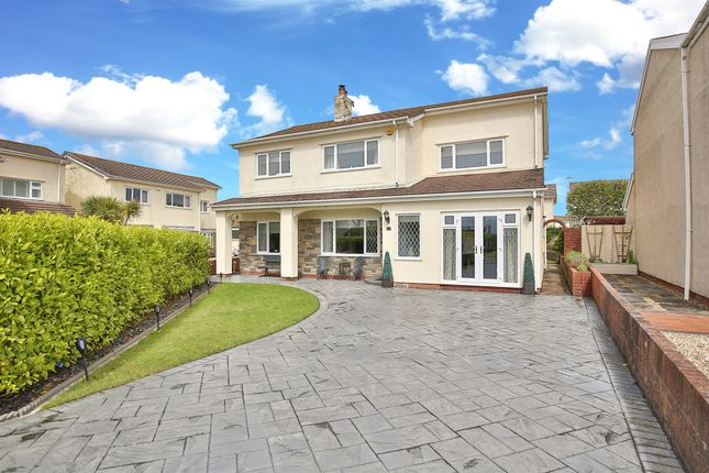 Thumbnail Detached house for sale in Curlew Close, Porthcawl