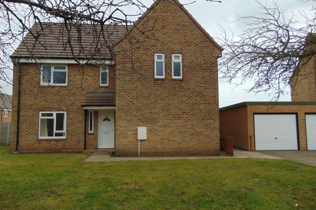 Thumbnail Detached house to rent in Ramsden Close, Driffield