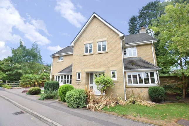 Thumbnail Detached house to rent in Goddard Way, Bracknell, Berkshire