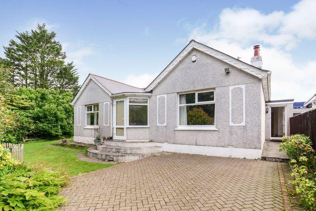 Thumbnail Detached bungalow for sale in Torbridge Road, Plympton, Plymouth
