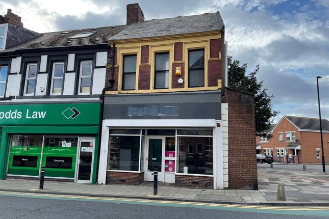 Thumbnail Retail premises for sale in Retail Investment 66-68 High Street East, Wallsend