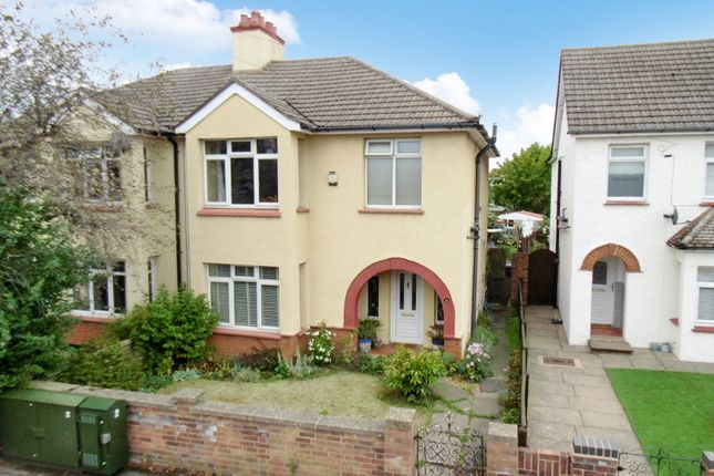 Thumbnail Semi-detached house for sale in St Neots Road, Sandy