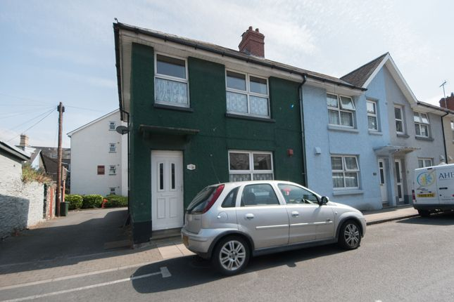 Thumbnail End terrace house for sale in Portland Road, Aberystwyth, Ceredigion