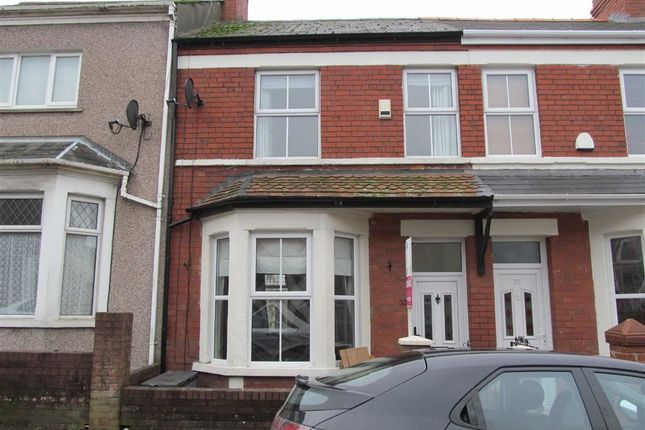 Thumbnail Terraced house to rent in Tydfil Street, Barry, Vale Of Glamorgan