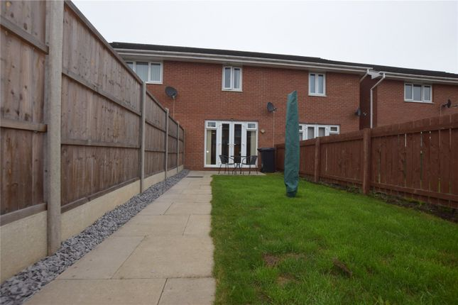 Rear Garden of Sunningdale Way, Gainsborough DN21
