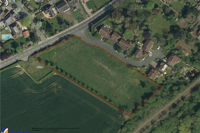 Thumbnail Land for sale in Land At, Mill Field Close, Nottingham, UK