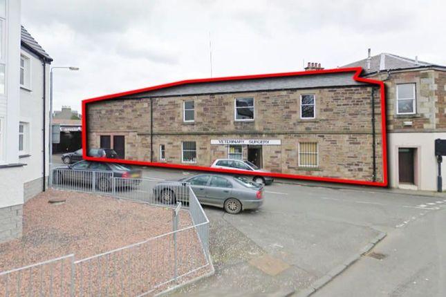 Thumbnail Commercial property for sale in 17, Barns Road, Maybole KA197En