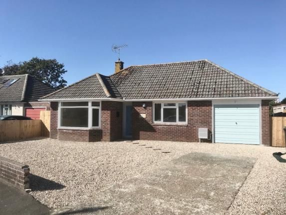 Thumbnail Bungalow for sale in Crossways, Dorchester, Dorset