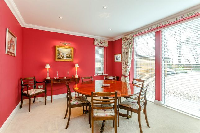 Dining Room of Shepherds Green, Rotherfield Greys, Oxfordshire RG9