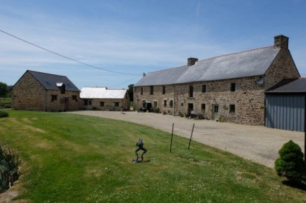Thumbnail Equestrian property for sale in 22330 Le Gouray, Brittany, France