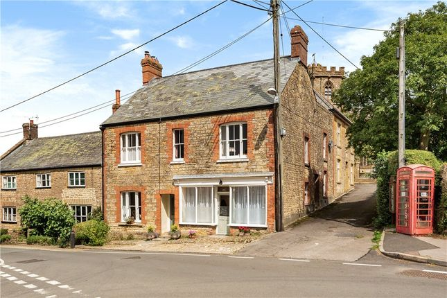 Thumbnail End terrace house for sale in The Square, Broadwindsor, Beaminster, Dorset