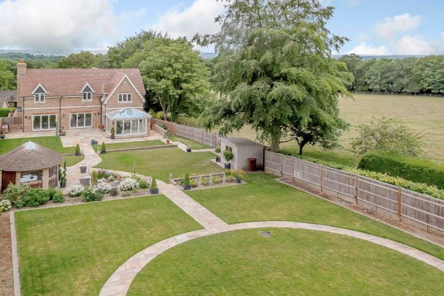 Thumbnail Detached house for sale in Pilgrims Way, Thurnham, Maidstone, Kent