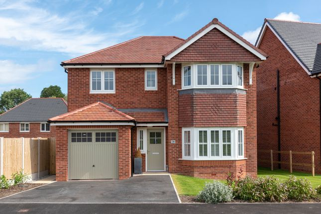 Thumbnail Detached house for sale in Hendre Wen, Abergele