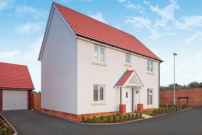 "Thumbnail Detached house for sale in ""The Clarence"" at Radwinter Road, Saffron Walden, Essex, Saffron Walden"