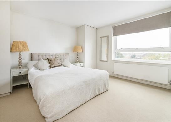 Thumbnail Flat to rent in Napier Court, Fulham, London