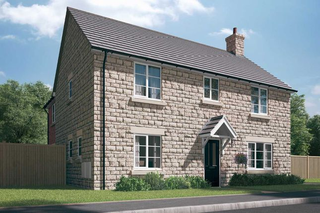 """Thumbnail Detached house for sale in """"The Kempthorne"""" at Station Approach, Westbury"""