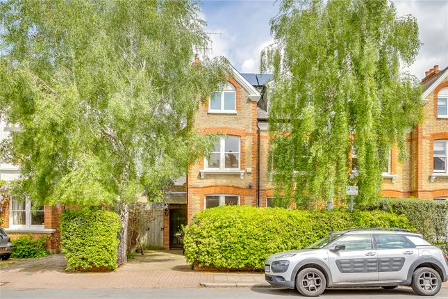 Thumbnail Semi-detached house for sale in Dryburgh Road, West Putney, London