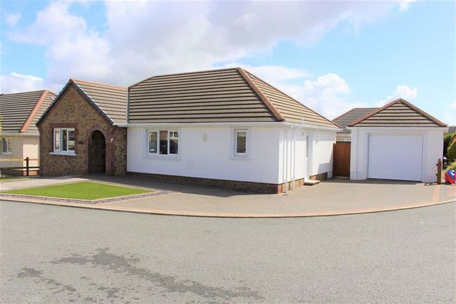 Thumbnail Detached bungalow for sale in Gibbas Way, Pembroke