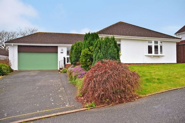Thumbnail Bungalow for sale in Huccaby Close, Brixham