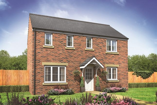 """Thumbnail Detached house for sale in """"The Clayton"""" at Norwich Common, Wymondham"""
