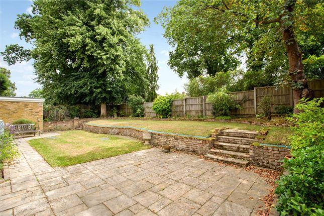Rear Garden of Wymering Court, Farnborough, Hampshire GU14