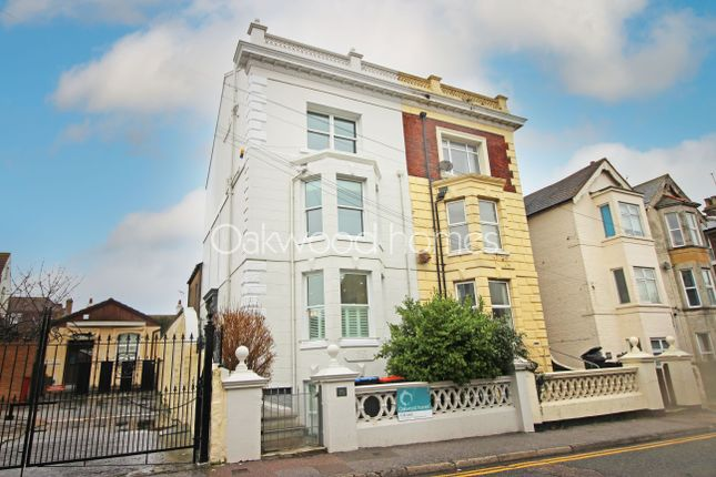 Thumbnail Semi-detached house for sale in West Cliff Road, Ramsgate